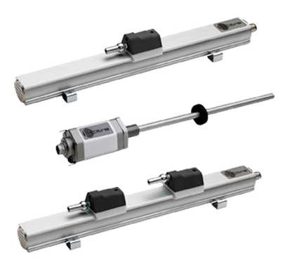 Linear Potentiometers Eltra